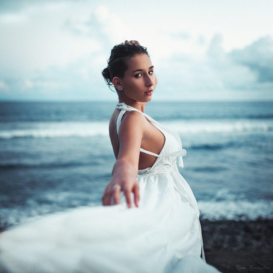 Photographe professionnel à la Réunion: Shooting avec Ly Lare