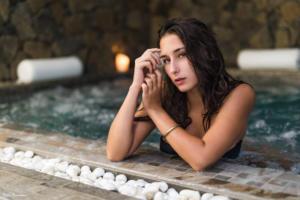 Séance photo à l'hôtel & SPA Villa Delisle **** à la Réunion