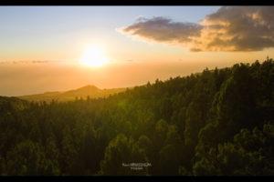 Photos de drone à la Réunion