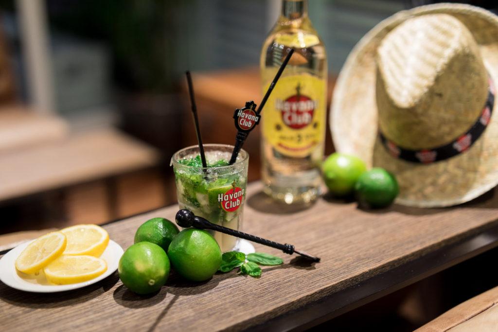 Soirée Mojito, des cocktails à prix réduits à l'hôtel Villa Delisle